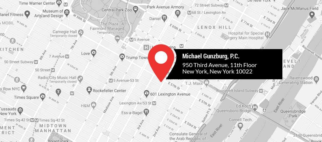 Michael Gunzburg, P.C.