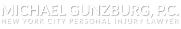 Michael Gunzburg, P.C. New York City Personal Injury Lawyer